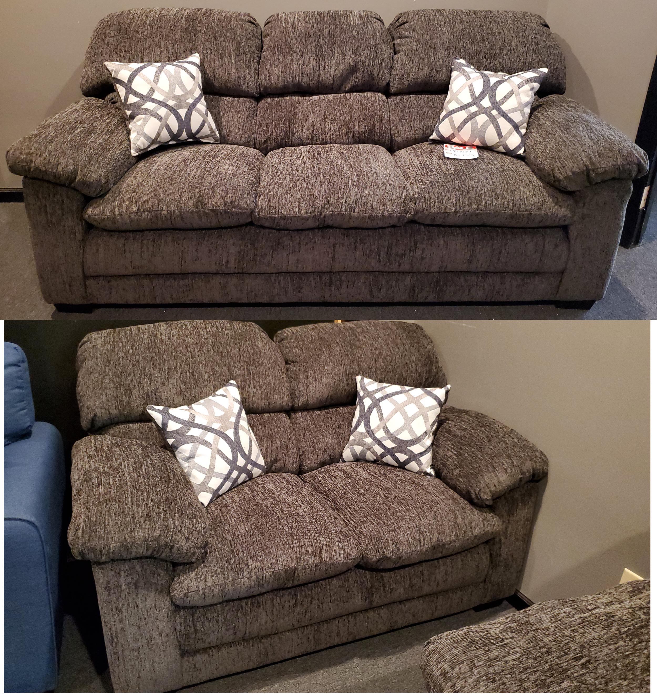 3500 Sofa and Loveseat