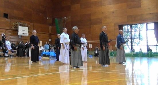 Toyama Ryu Embu.