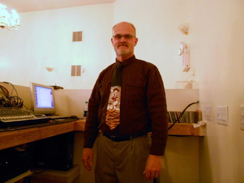 Reggie Woods; Sound Director