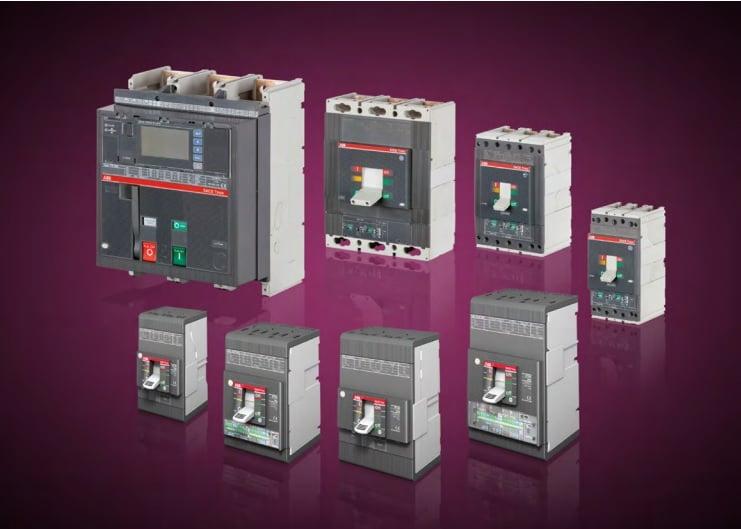 Interruptores automáticos en caja moldeada hasta 1600A SACE Tmax  (Haz Clic sobre la imagen para mas informacion)