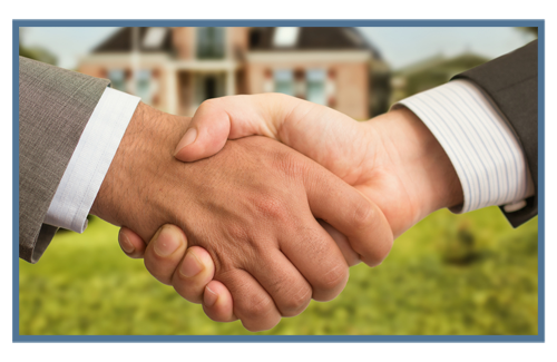 Handshaking for Real Estate Consulting