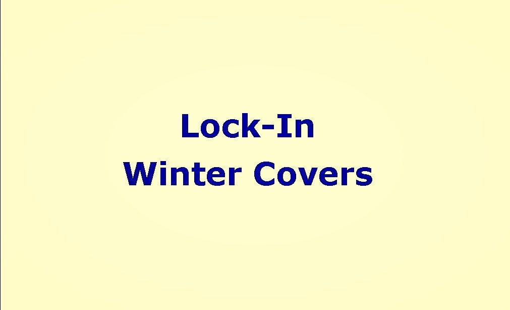 Lock In Winter Cover