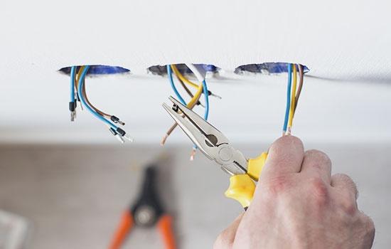 Installation of Sockets