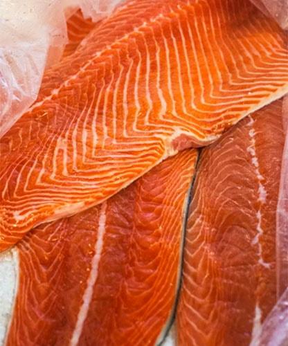 Skin on Salmon