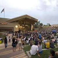 Beautiful Mesa Amphitheater