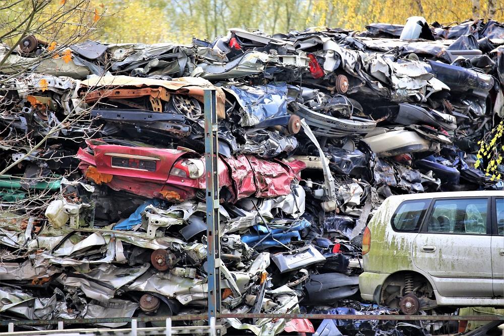 Salvaged Cars