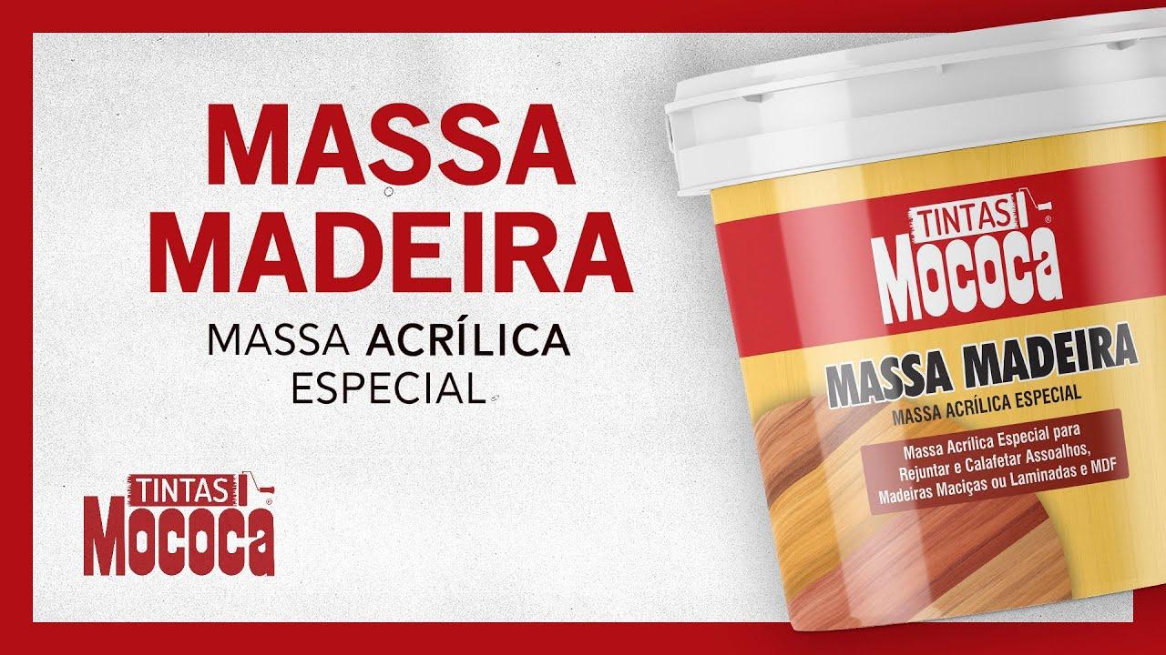 MASSA MADEIRA MOCOCA BRANCA, MOGNO, IMBUIA, CEREJEIRA, CASTANHO, MARFIM