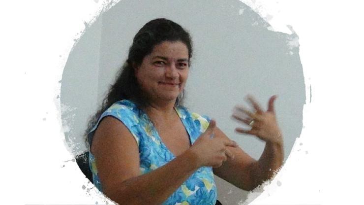 Marisa Sanabria  Informante de LSM