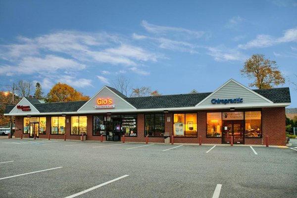 Danvers, MA - Retail Shopping Plaza