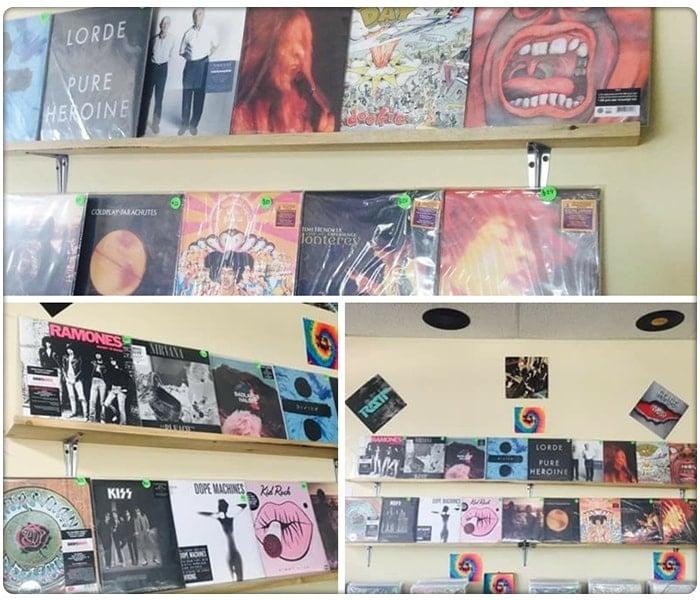 Vinyl Store Antioch | Vintage Records | REEF RECORDS LLC