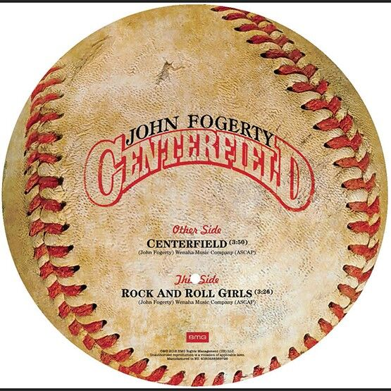 John Fogerty - 'Centerfield'
