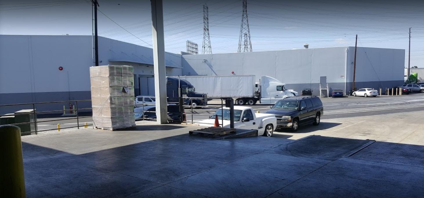 Warehouses in California