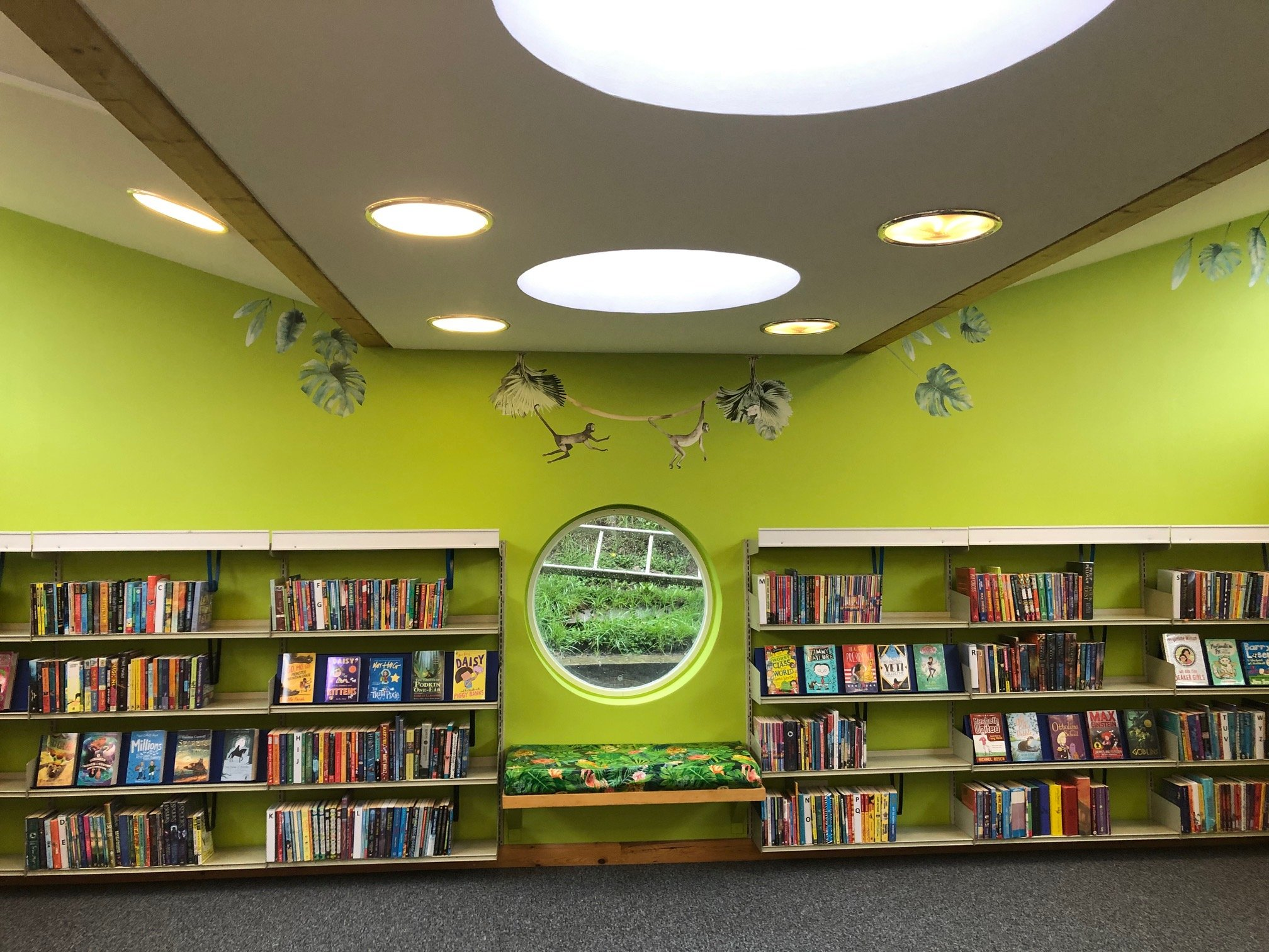 Honiton Library Refurbishments