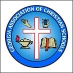 Georgia association of christian schools logo||||