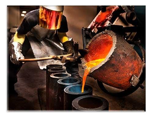 Maesa SLP - fundición de metales