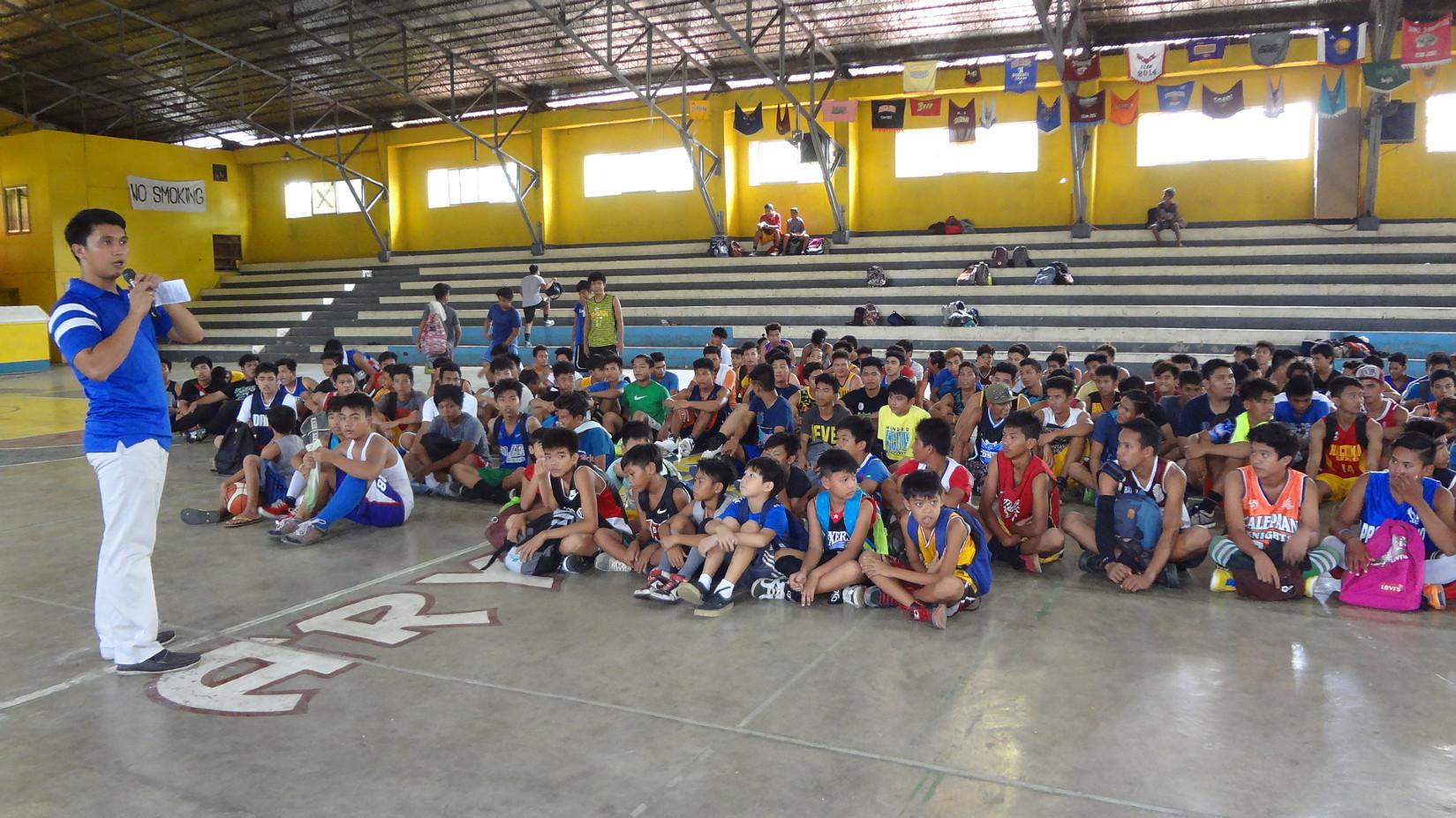 NHP in Asingan, Pangasinan