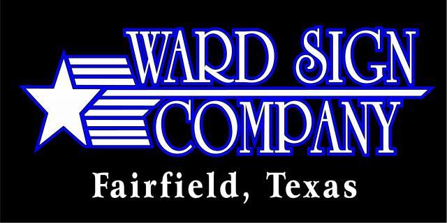 Ward Sign Company