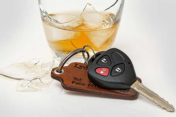 Driving Under Influence