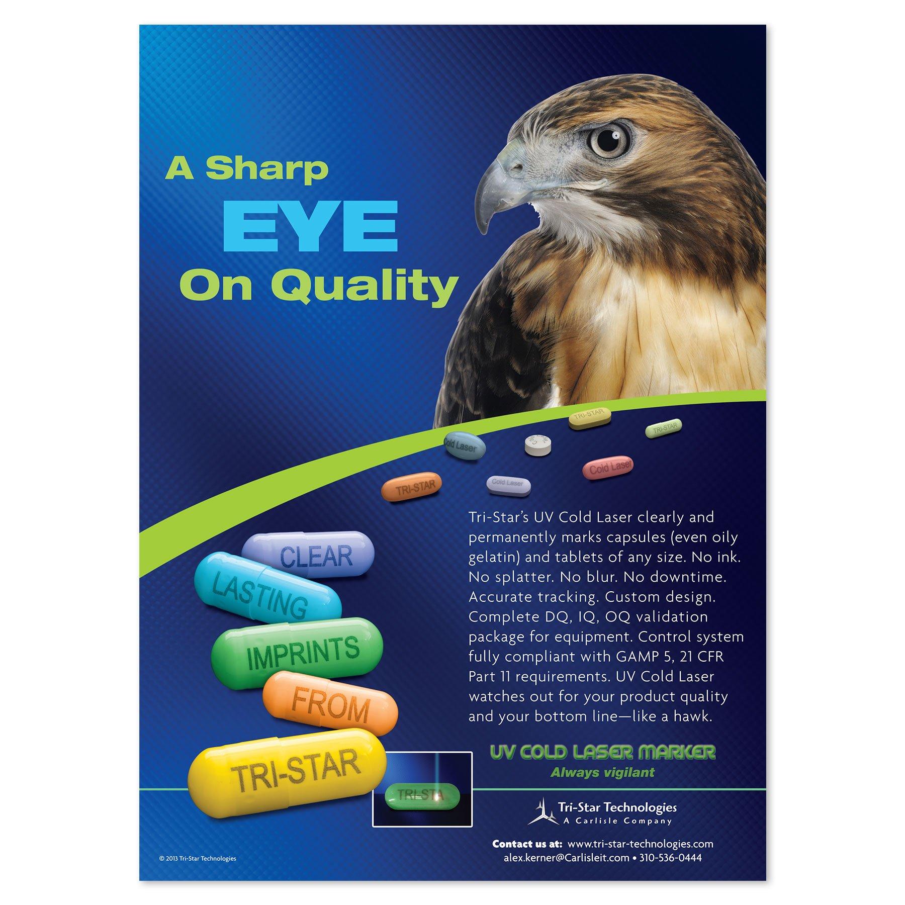 Tri-Star Pharmaceutical Packaging News Ad
