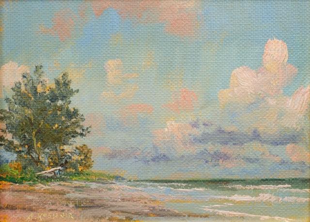 Shoreline Sky
