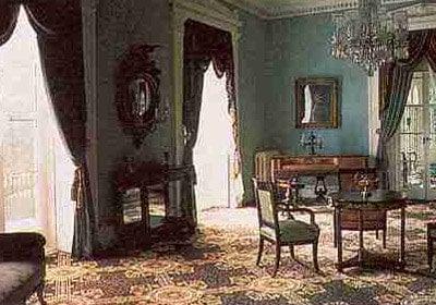 Bartow Pell Interior