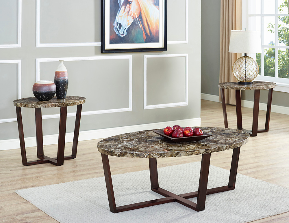 9617-011 Coffee and End Table Set