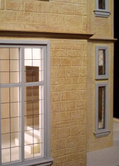 Interior Through Window