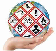 Identificación de peligros y riesgos por sustancias químicas
