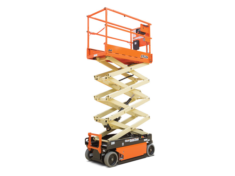 19' JLG Scissor Lift $150/day $300/week $600/month