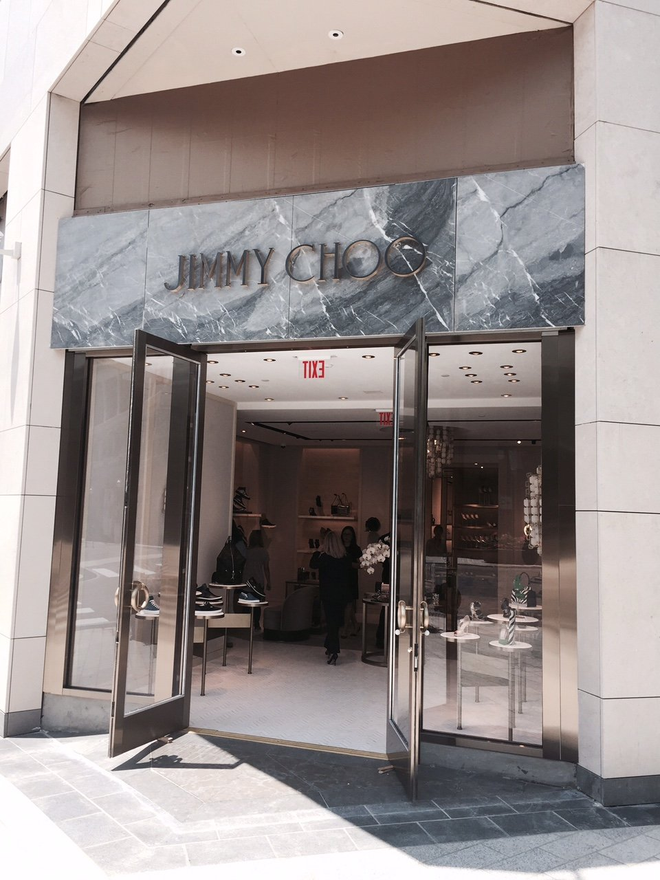 Jimmy Choo - Store Front