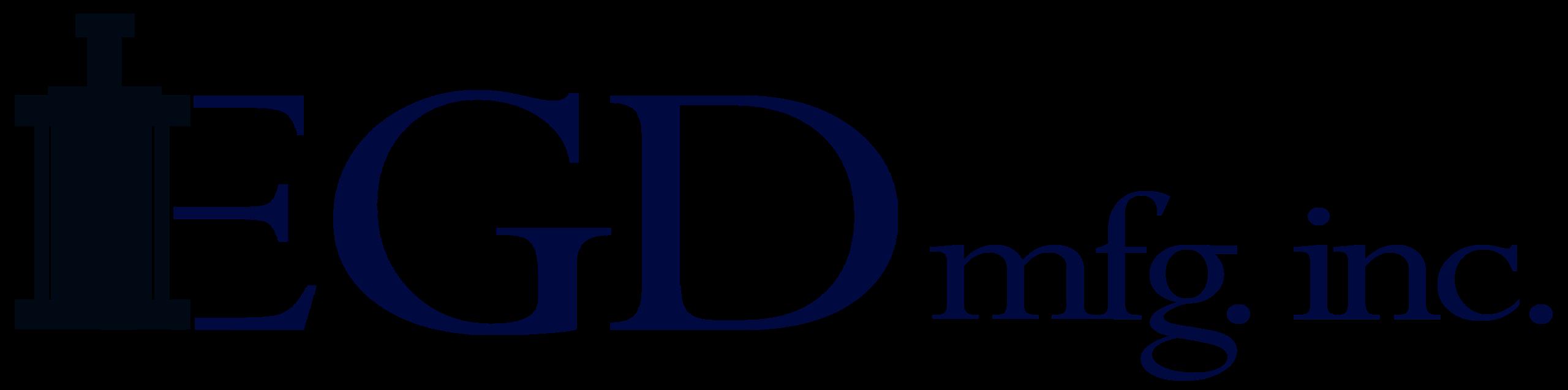 EGD Mfg, Inc. - Home