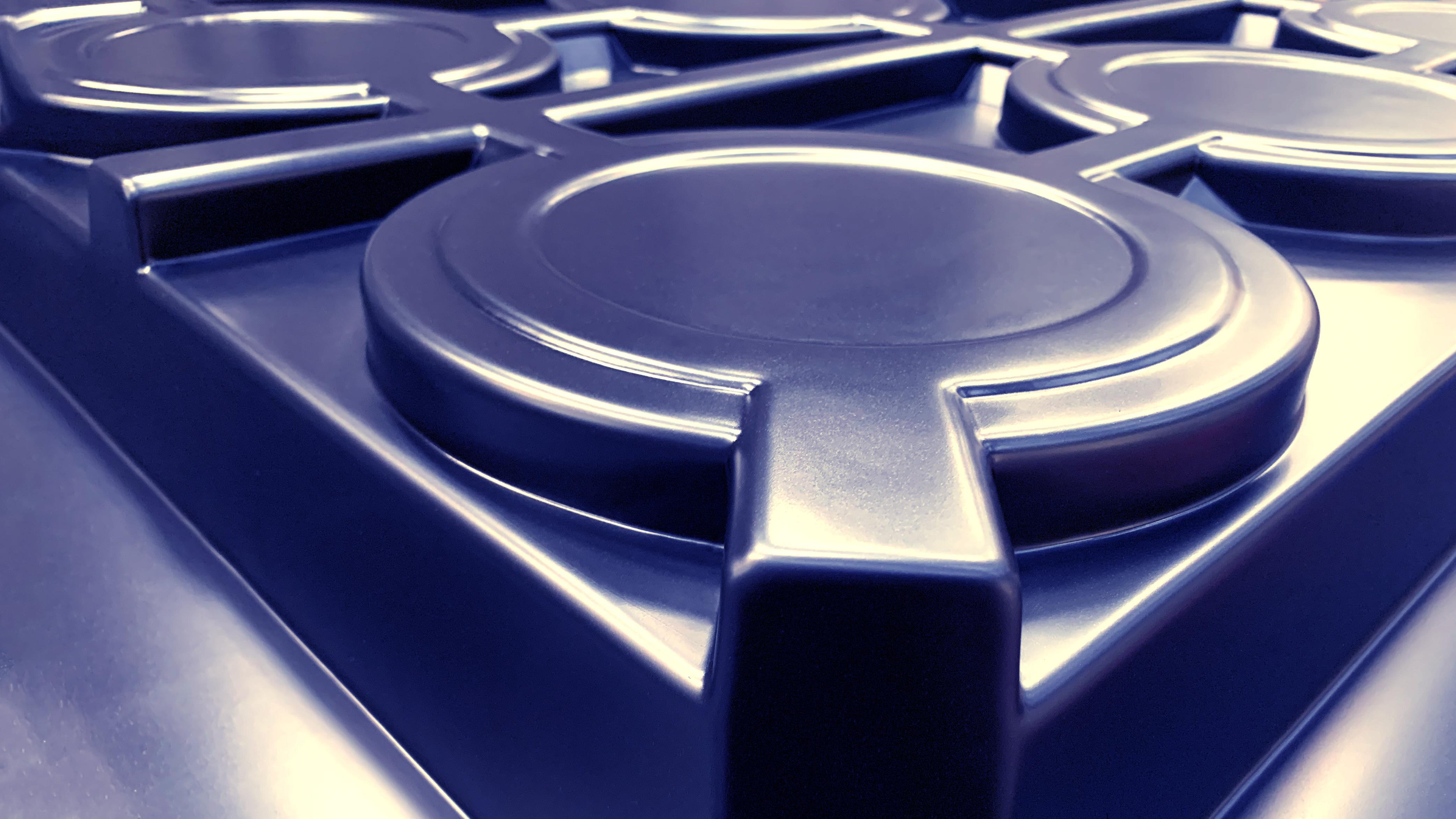 Automotive Industry Trays