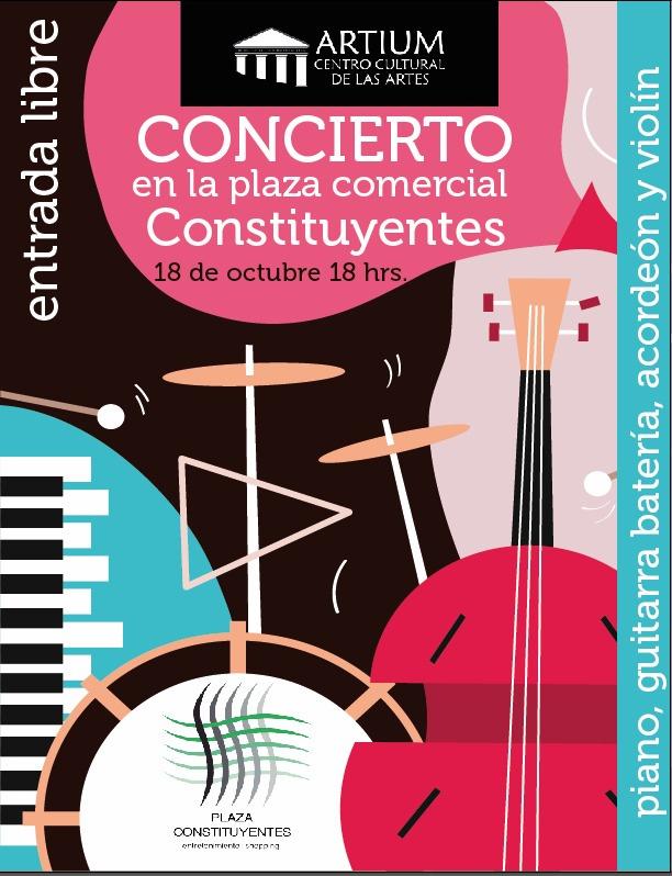 Concierto Constituyentes 2019