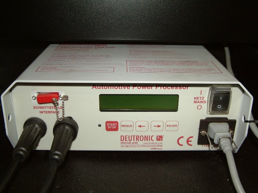 Deutronic Battery Charger