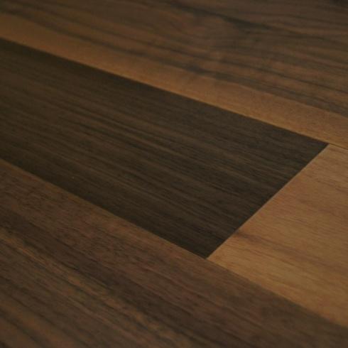 Piso de madera de ingeniería Terza Cambrette-Noyer