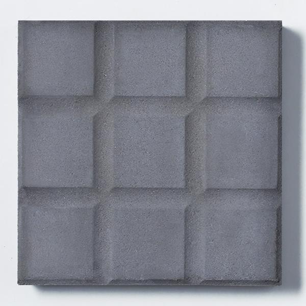 9 panes gris