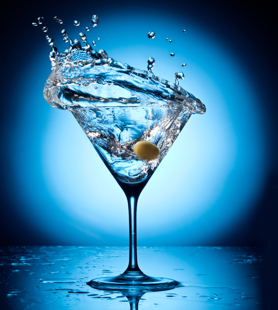 Serving the best martini's since 1991||||