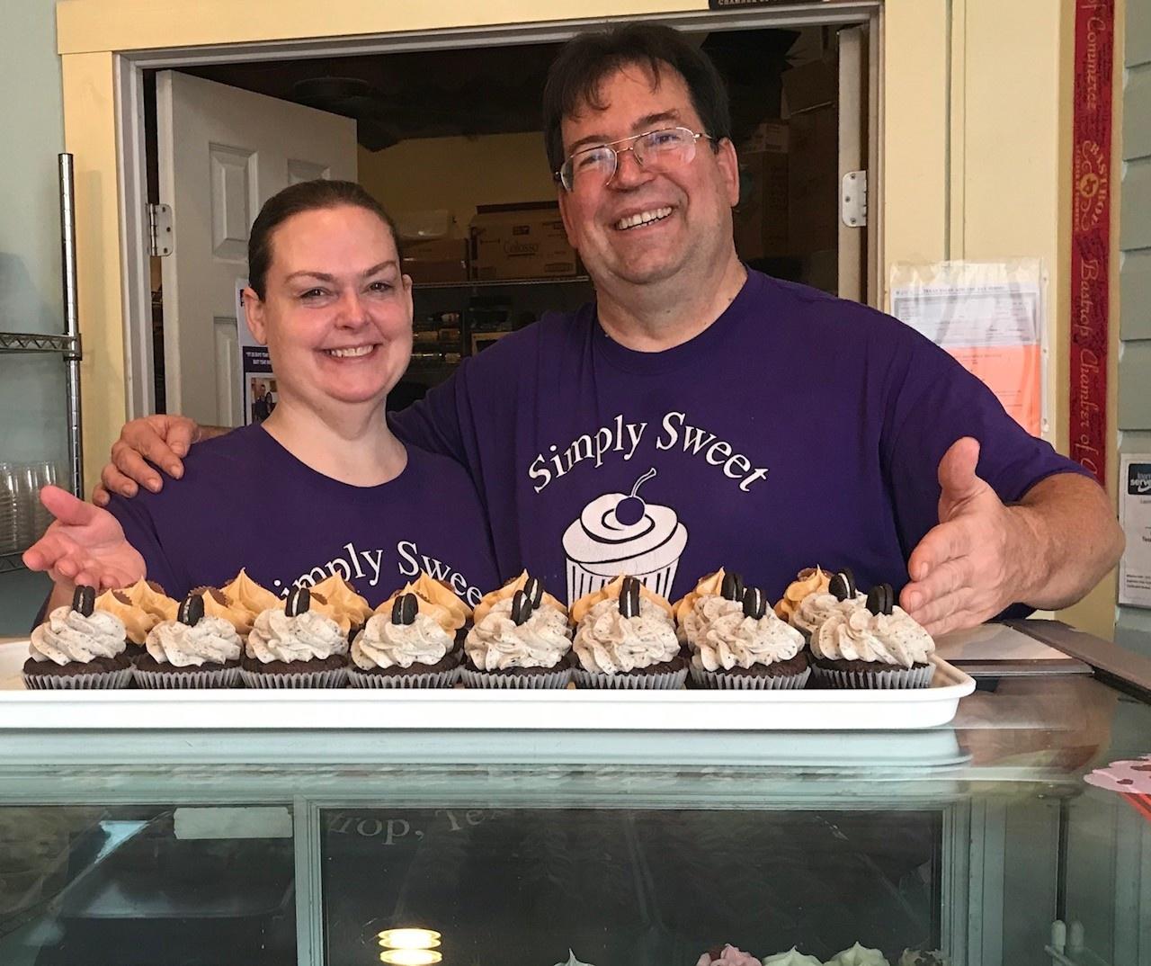 Sheila & Steven Sarff