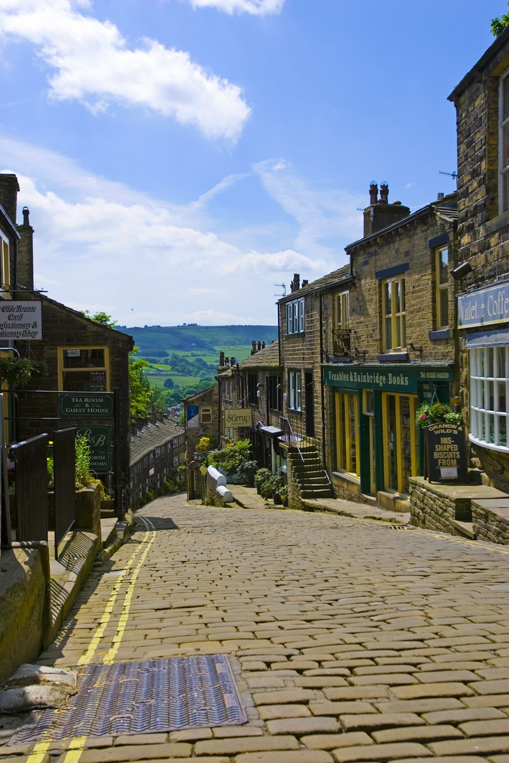 Haworth, West Yorkshire