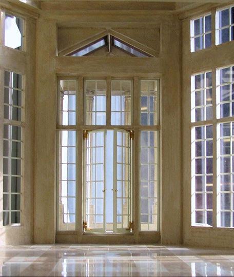 Chambre du Ciel Interior