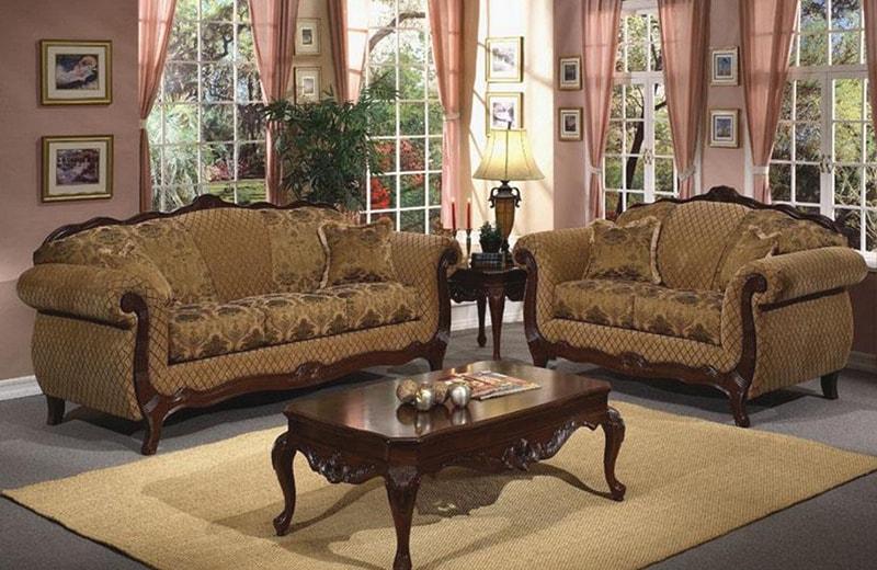 Stephanie Sofa Set
