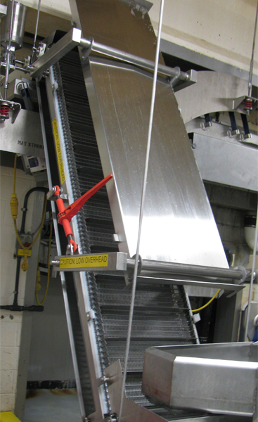 Fryer Incline