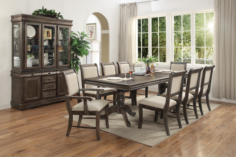 2147GY Merlot Gray Dining Room