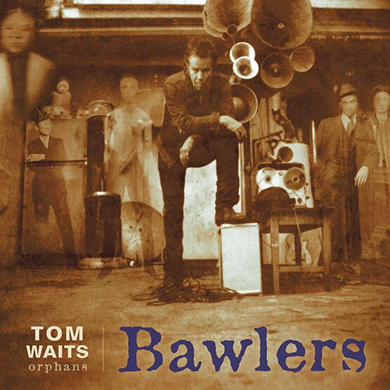 Tom Waits - 'Bawlers'