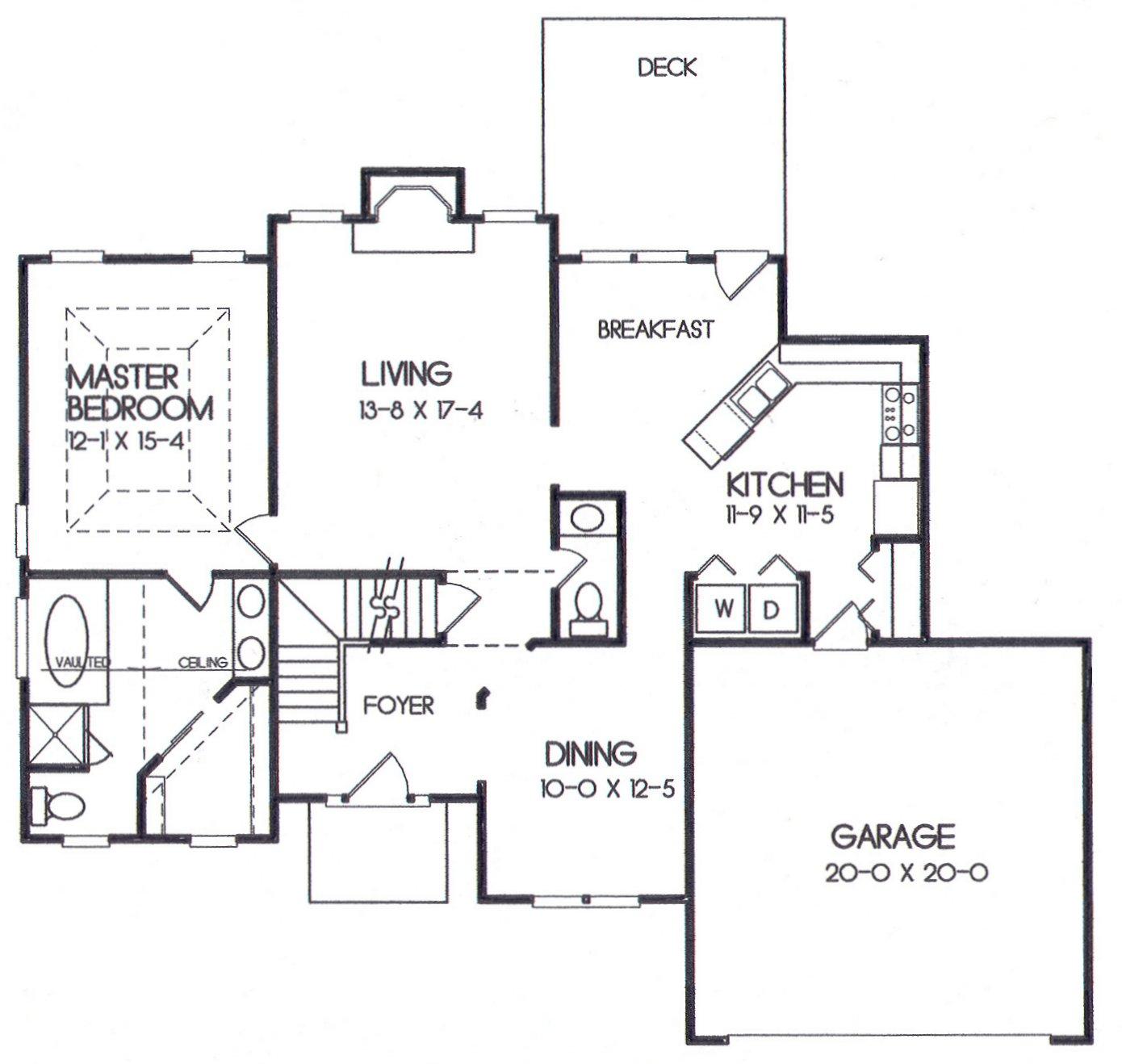 15-4 first floor