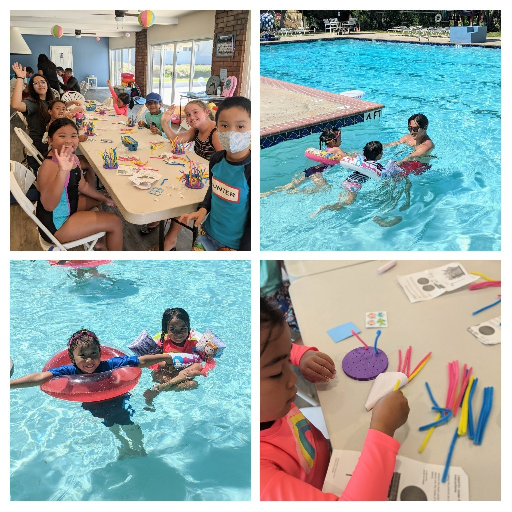 Summer Fun Swim Camp Session #3