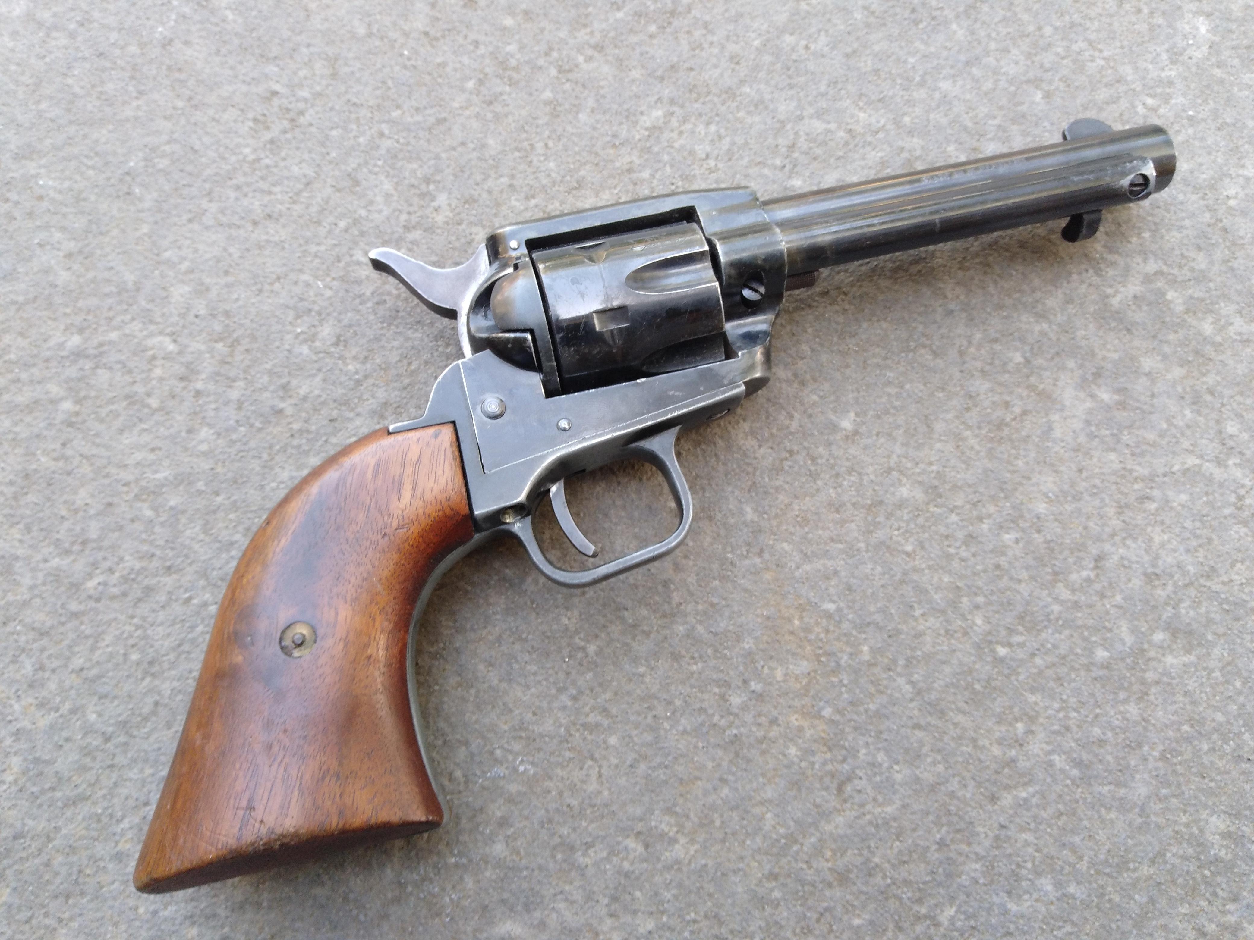 Schmidt Mod21 SAA .22 long