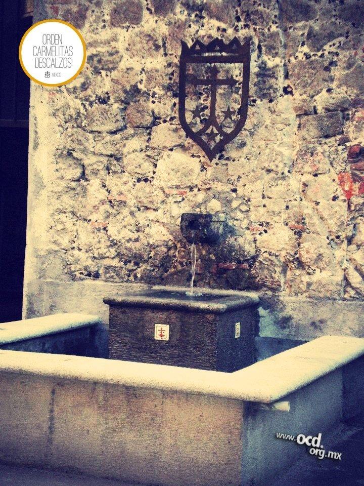 Fuente en san Joaquín