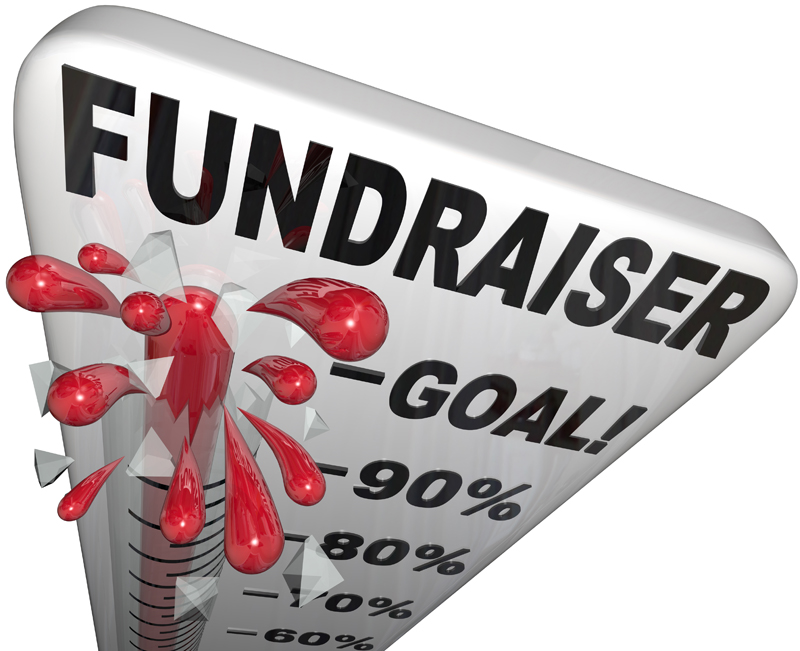 Fundraising Goal Thermometer||||