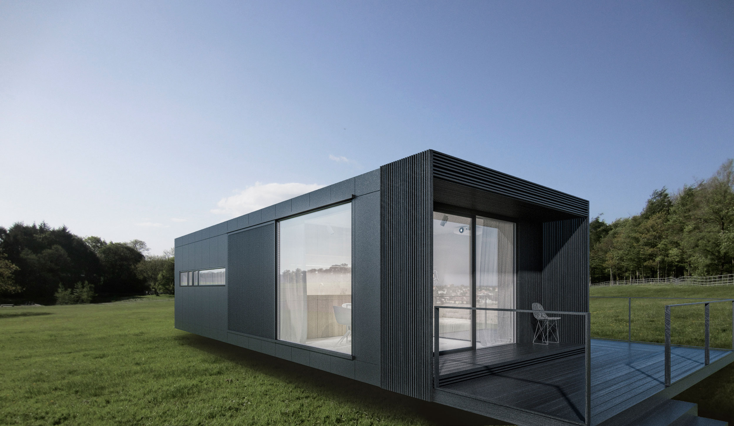 homes from containers
